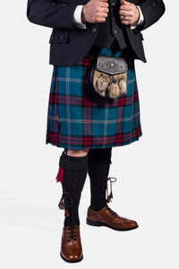 University of Edinburgh / Charcoal Holyrood Hire Outfit