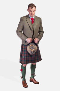 John Muir Way / Nicolson Tweed Hire Outfit