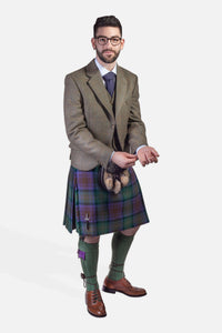 Isle of Skye / Nicolson Tweed Hire Outfit