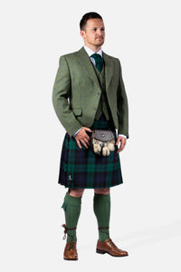 Black Watch / Lovat Tweed Hire Outfit