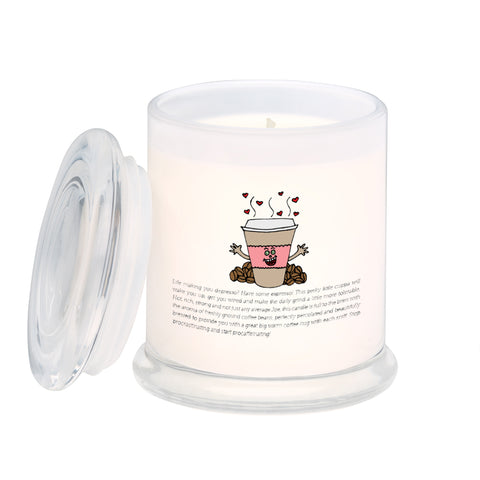 Gotta Whole Latte Love Scented Candle