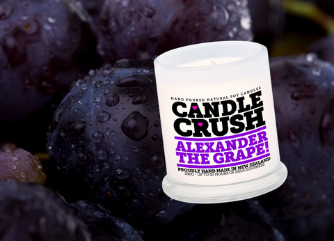 Alexander The Grape! Scented Candle