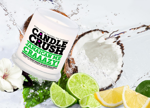 Jamaican Me Craaazy! Scented Candle