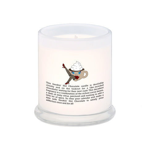 Smokin' Hot Chocolate Scented Candle