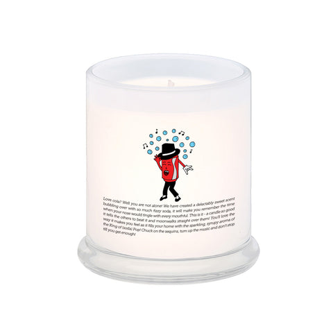 The King of Pop is Sodalicious Scented Candle