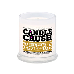 Santa Claus's Gingernuts Scented Candle
