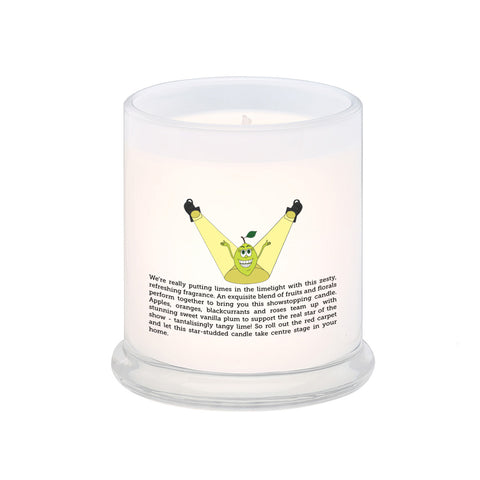 Stealing the Limelight Scented Candle