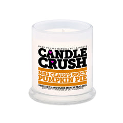 Mrs Claus's Spicy Pumpkin Pie Scented Candle