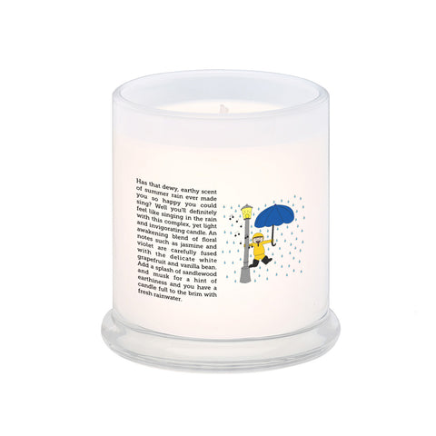 Singing in the Rain Scented Candle