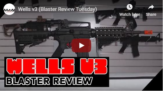Wells v3 (Blaster Review Tuesday)