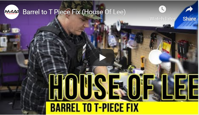 Barrel to T Piece Fix (House Of Lee)