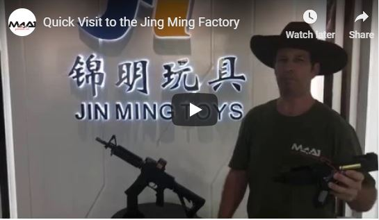 Quick Visit to the Jing Ming Factory