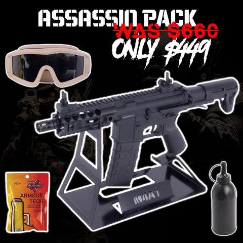 Assassin Pack - BLACK FRIDAY SALE