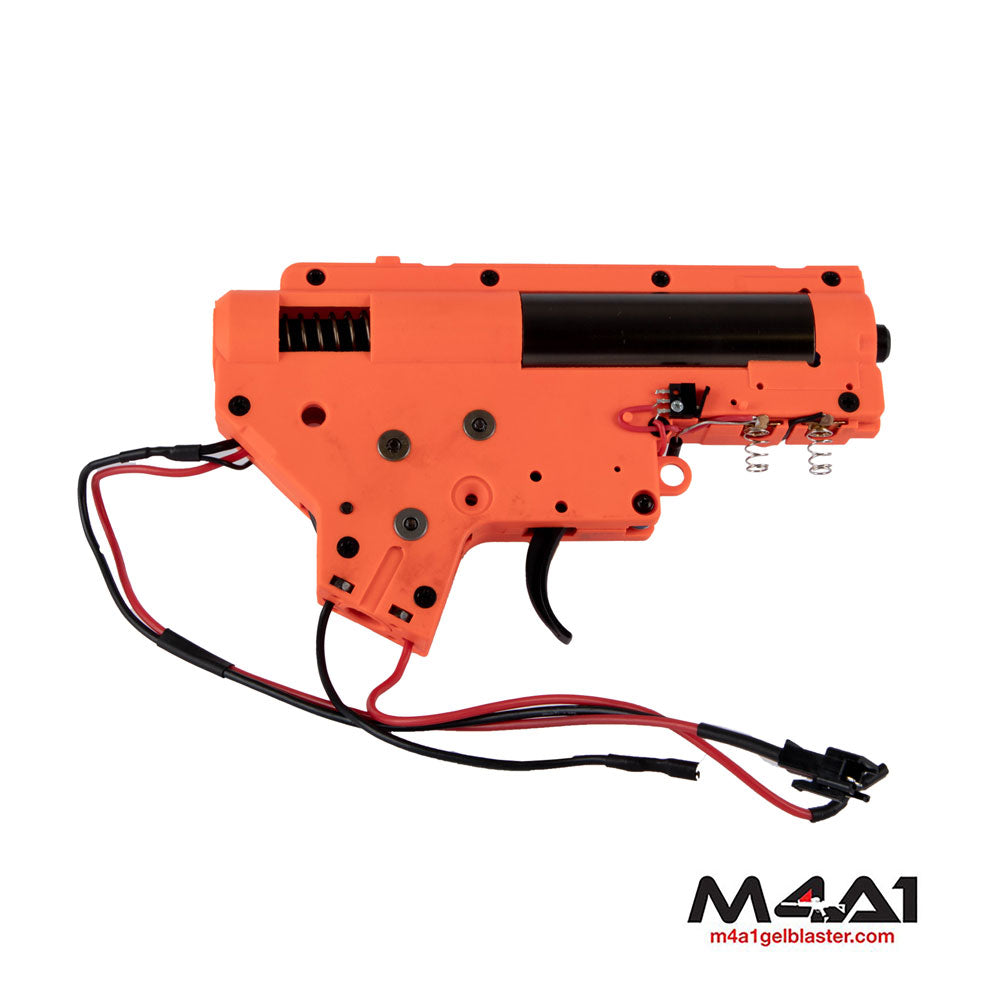 M4 Gearbox with Motor CYMA