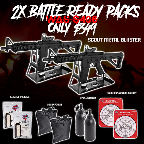 Battle Ready Pack Buy 2 - BLACK FRIDAY SALE