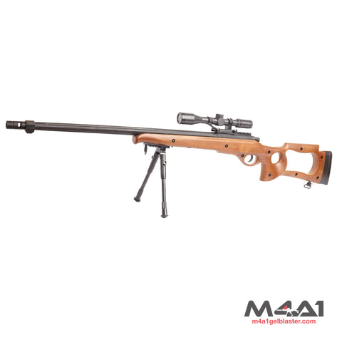 ZM02 Bolt Action Rifle Brown