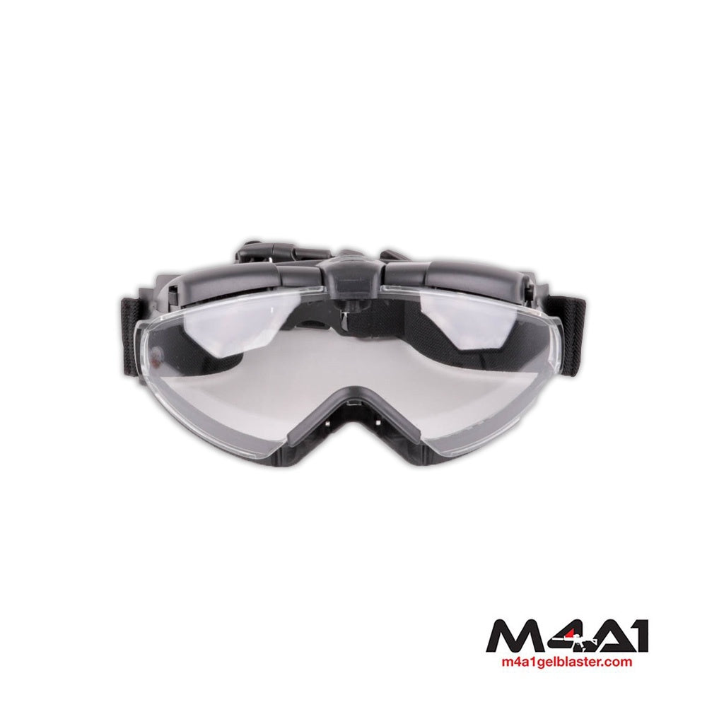 Black Fan Goggles