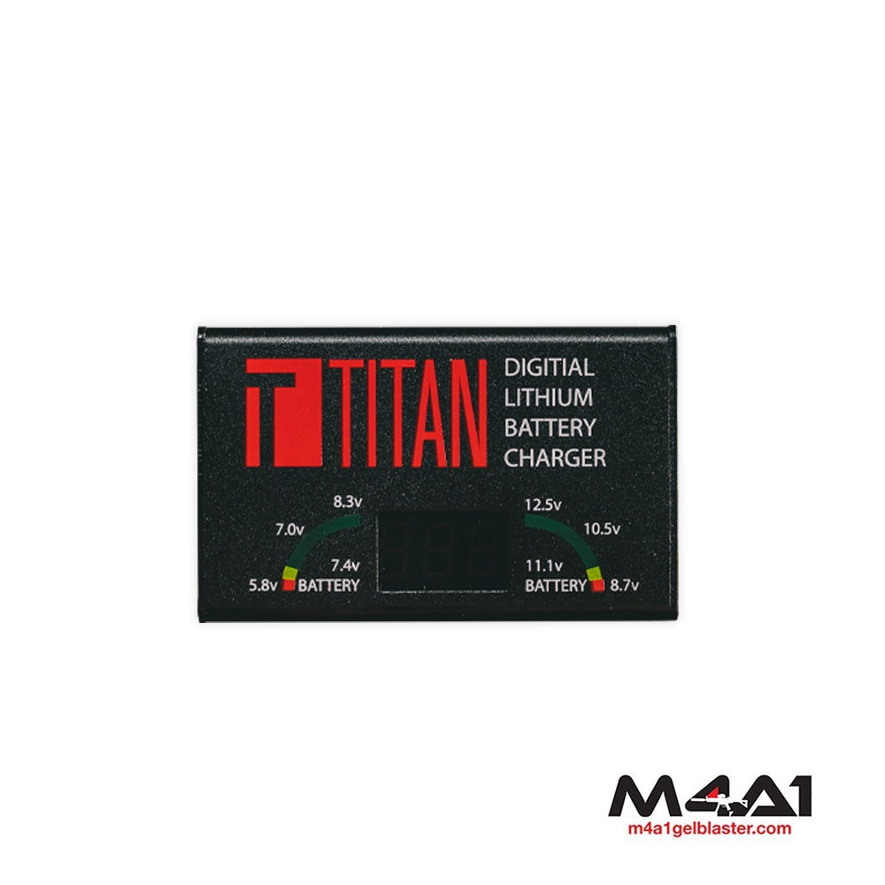 Titan Digital Charger