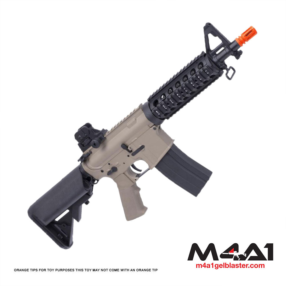 CYMA Metal Blaster Tan Receiver 11.1vlt