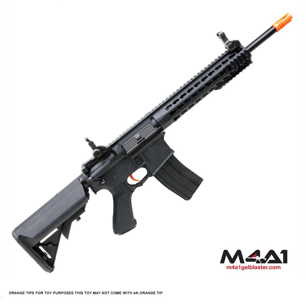 CYMA Long Blaster Black Receiver 7.4vlt