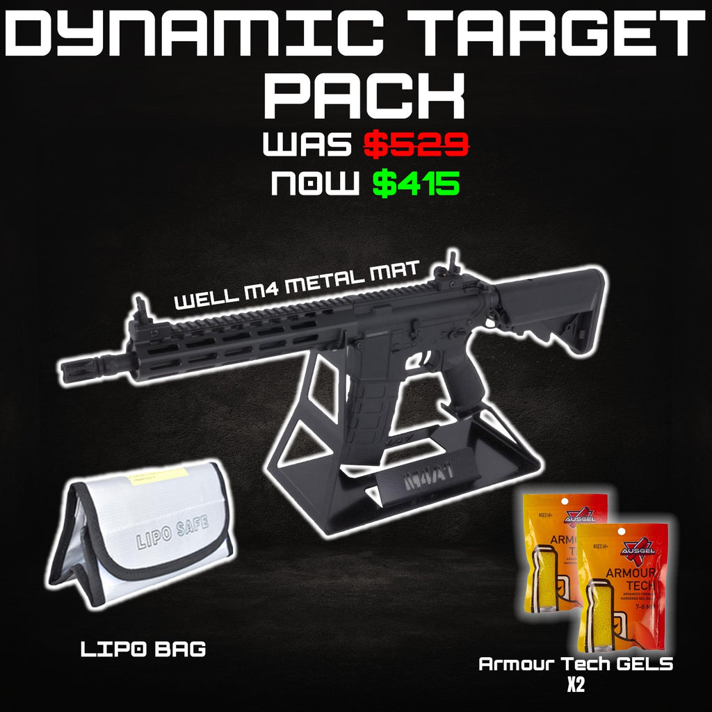 Dynamic Target Pack