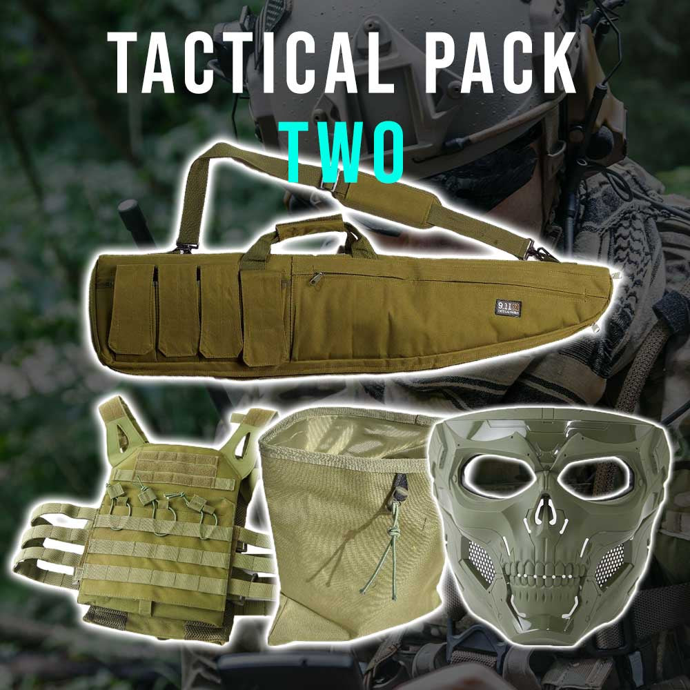 TACTICAL PACK TWO