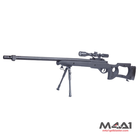 ZM02 Bolt Action Rifle Black Swift Hawk