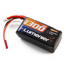 Load image into Gallery viewer, Lumenier 1300mAh 3s 35c Lipo Battery (JST)