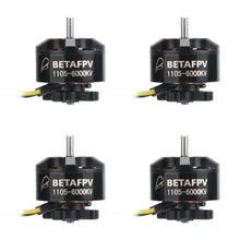 Load image into Gallery viewer, BETAFPV 1105 6000KV Brushless Motors (4 Pcs)