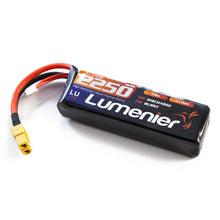 Load image into Gallery viewer, Lumenier 2250mAh 3s 35c Lipo Battery