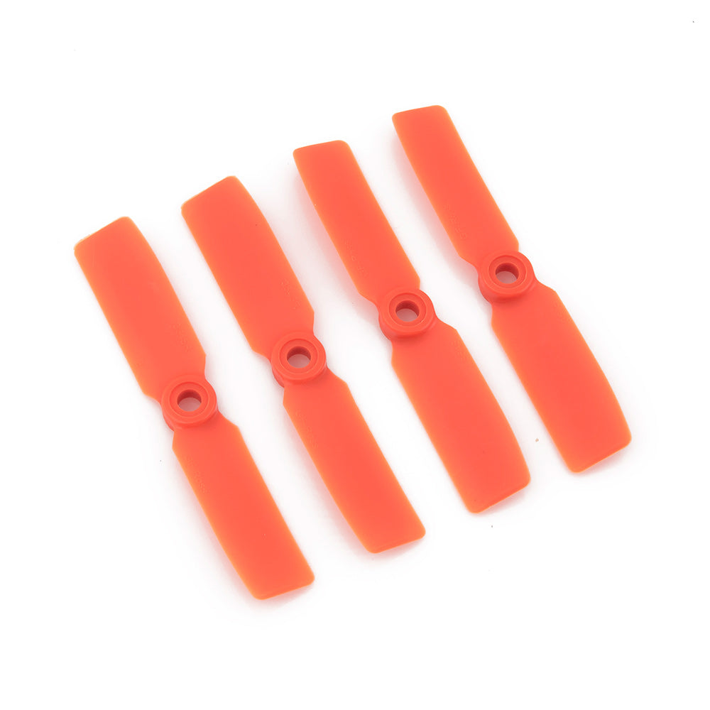 Gemfan 3.5x4.5 Glass Fiber Propeller (Set of 4 - Orange)