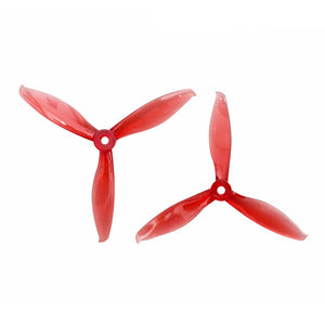 Gemfan Flash 5149 Propeller (Set of 4 - Clear Red)