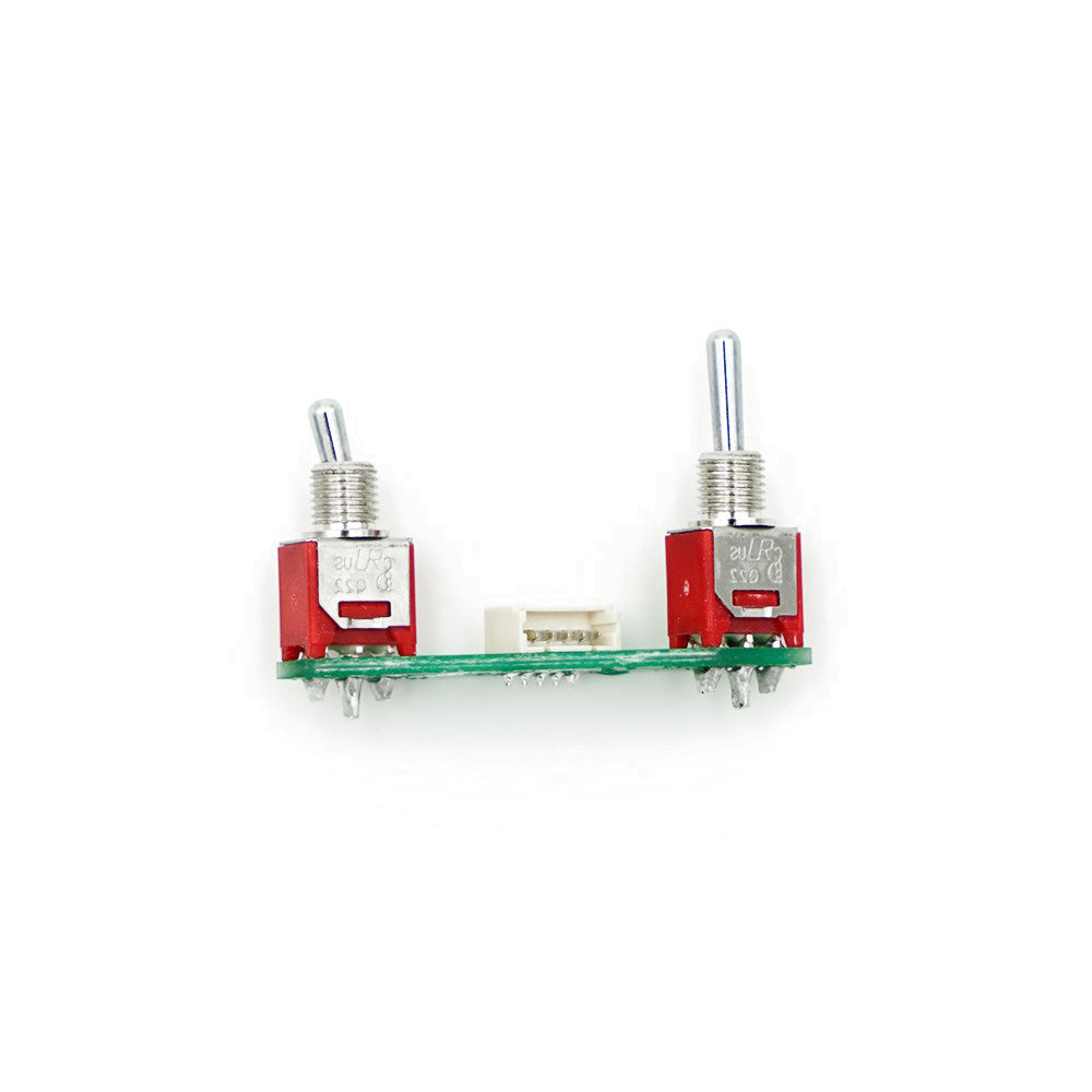 FrSky X-Lite Long 3-Position Switch + Short Momentary Switch (Left)