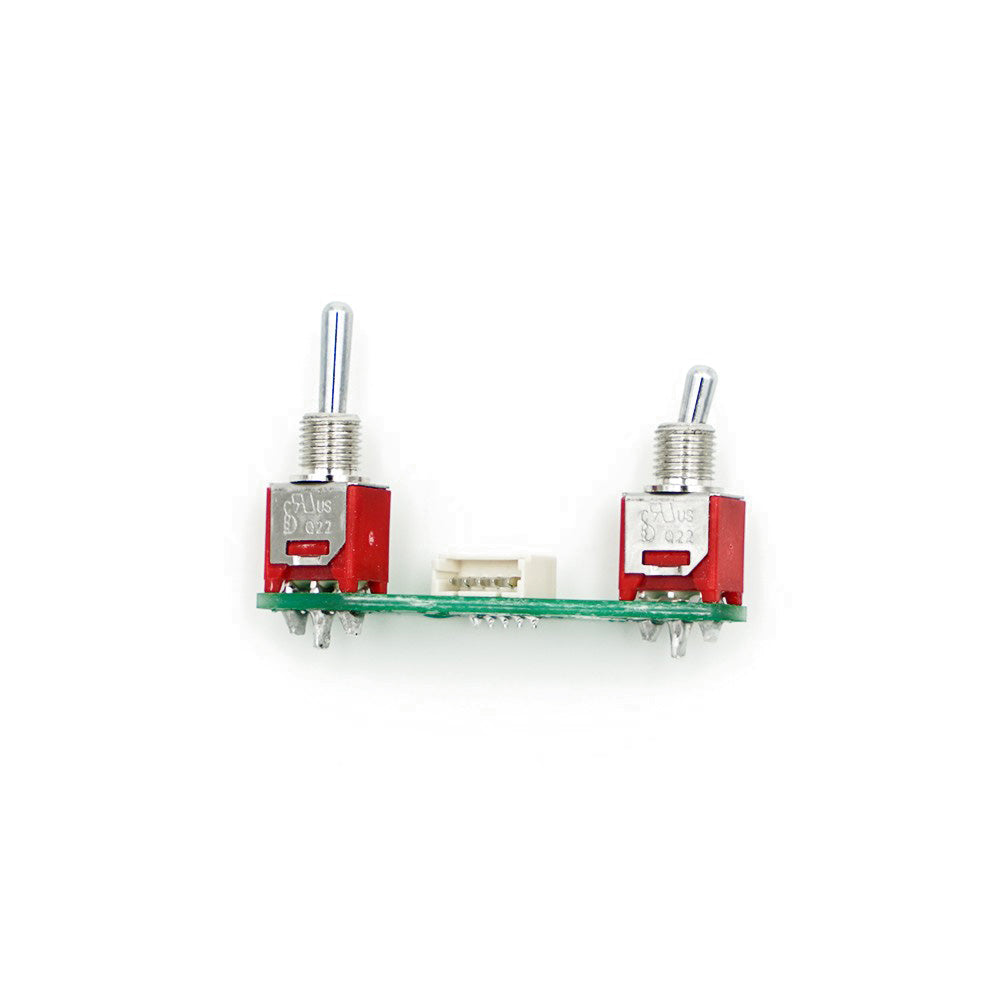 FrSky X-Lite Long 3-Position Switch + Short Momentary Switch (Right)