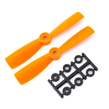 Load image into Gallery viewer, HQProp 4x4.5RO Bullnose CW Propeller - 2 Blade (2 Pack - Orange)