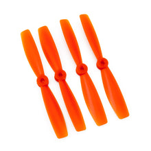 Load image into Gallery viewer, DAL 6x4.5 Bullnose Propeller (Set of 4 - Orange)