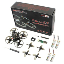 Load image into Gallery viewer, Happymodel Mobula7 2S Brushless Whoop Micro Drone (Basic Kit - FrSky)