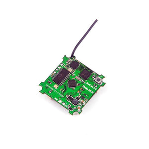 Beecore V2 F3 EVO Brushed Flight Control Board for Inductrix Whoop (FrSky)