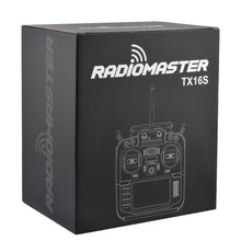 Load image into Gallery viewer, RadioMaster TX16S (BATTERY INCLUDED) Multi-Protocol RF Module OpenTX 2.4GHz RC Transmitter