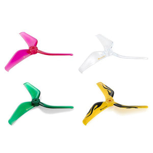 Azure Power 5150 - 3 Blade Propeller (Set of 4 - Greenery)