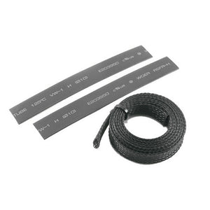 Mesh Cable Protector with Heat-Shrink (1m per bag)