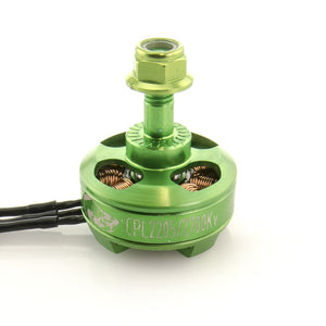Cobra CPL2205 2700KV Racing Edition Brushless Motor (Green)