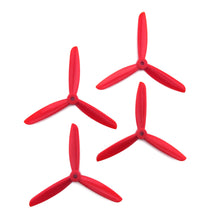 Load image into Gallery viewer, DAL 5x4.5 - 3 Blade Propeller - TJ5045 (Set of 4 - Red)