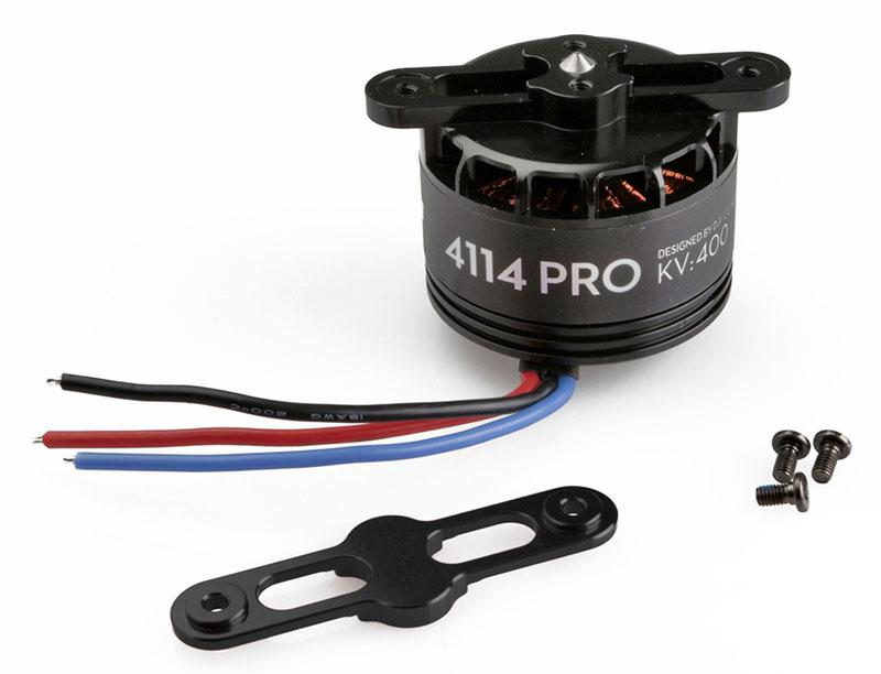 DJI S900 Spare Motor With Black Prop Cover