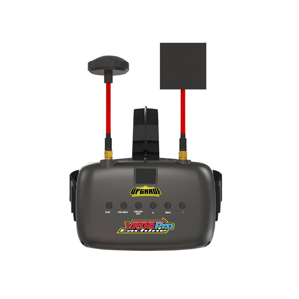 Eachine VR D2 PRO 40CH 5.8G Diversity FPV Goggles with DVR