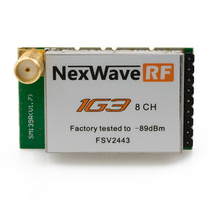 Fat Shark 1.3GHZ 1G3RX 8Ch Receiver Module for Dominators