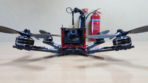 Fury Carbon Fiber Quadcopter Frame 5""