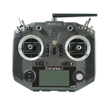 Load image into Gallery viewer, FrSky Taranis Q X7S Radio w/ Upgraded M7 Hall Sensor Gimbals (Carbon Fiber)