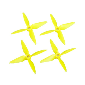 FuriousFPV RageProp 3054-4 Race Edition Propeller (2CW - 2CCW) - Yellow