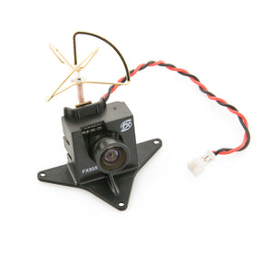 FX805 Micro FPV Camera & 5.8GHz 37CH 25mW VTX with Mounting Case.